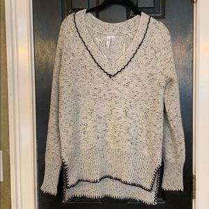 Cable & Gauge oversized sweater XS